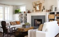 Country Living Room Wallpaper 36 Home Ideas