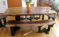 Dining Room Bench  12 Designs