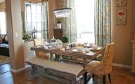 Dining Room Bench  25 Decor Ideas