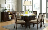 Dining Room Glass Table  19 Decoration Idea