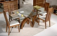 Dining Room Glass Table  26 Inspiration