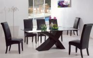Dining Room Glass Table  31 Decoration Inspiration