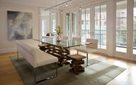 Dining Room Glass Table  9 Inspiration