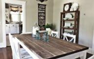 Dining Room Tables 34 Inspiring Design