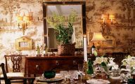 Dining Room Wallpaper  109 Decoration Idea