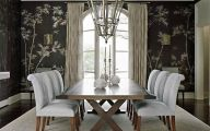 Dining Room Wallpaper  137 Decoration Idea