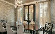 Dining Room Wallpaper  164 Architecture