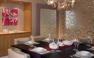 Dining Room Wallpaper Designs  23 Decoration Idea