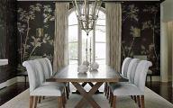 Dining Room Wallpaper Designs  24 Ideas