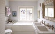 Easy Bathroom Wallpaper 10 Inspiring Design