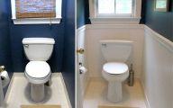 Easy Bathroom Wallpaper 14 Design Ideas