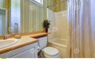 Easy Bathroom Wallpaper 9 Decoration Idea