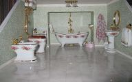 Edwardian Bathroom Wallpaper 18 Decoration Idea