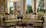 Elegant Living Room Wallpaper 11 Inspiring Design