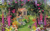 English Garden Wallpaper 3 Decor Ideas
