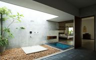 Exotic Bathroom Wallpaper 18 Picture