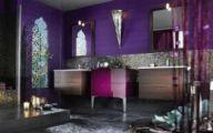 Exotic Bathroom Wallpaper 9 Decoration Inspiration