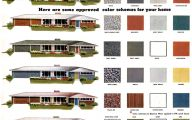 Exterior Design Paint Schemes 23 Renovation Ideas
