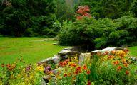 Free Wallpaper Flowers And Garden 25 Design Ideas