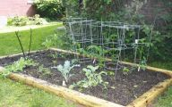 Garden Ideas Vegetable  12 Decor Ideas
