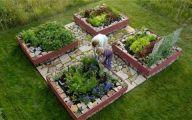Garden Ideas Vegetable  8 Decor Ideas
