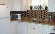 Kitchen Wallpaper Backsplash 18 Design Ideas