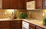 Kitchen Wallpaper Backsplash 35 Decor Ideas