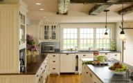 Kitchen Wallpaper Country Style 1 Architecture