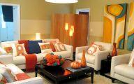 Living Room Art  17 Decoration Idea