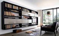 Living Room Bookshelves  20 Ideas