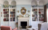 Living Room Bookshelves  22 Picture
