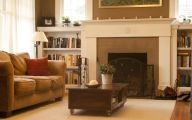 Living Room Bookshelves  23 Renovation Ideas