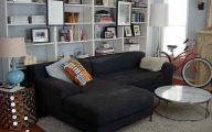 Living Room Bookshelves  26 Architecture