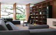 Living Room Bookshelves  37 Ideas
