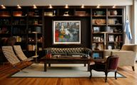 Living Room Bookshelves  7 Inspiring Design