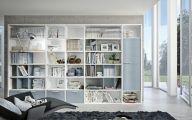 Living Room Bookshelves  9 Ideas