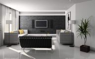 Living Room Wallpaper 18 Design Ideas