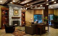 Living Room Wallpaper 95 Decor Ideas