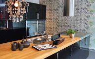 Modern Kitchen Wallpaper 12 Architecture