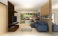 Modern Wallpaper Living Room 1 Picture