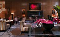 Modern Wallpaper Living Room 13 Inspiring Design