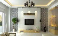 Modern Wallpaper Living Room 16 Picture