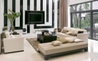 Modern Wallpaper Living Room 17 Decoration Inspiration