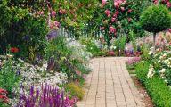 Summer Garden Wallpaper 10 Arrangement