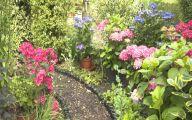Summer Garden Wallpaper 4 Home Ideas