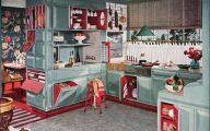 Vintage Kitchen Wallpaper 17 Renovation Ideas