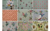 Vintage Kitchen Wallpaper 18 Home Ideas