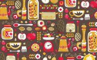 Vintage Kitchen Wallpaper 34 Designs