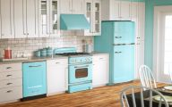 Vintage Kitchen Wallpaper 38 Design Ideas
