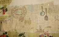 Vintage Kitchen Wallpaper 7 Home Ideas